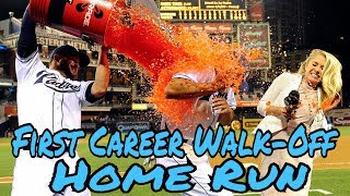 First Career Walk-Off Home Run for MLB Stars (Part 2)
