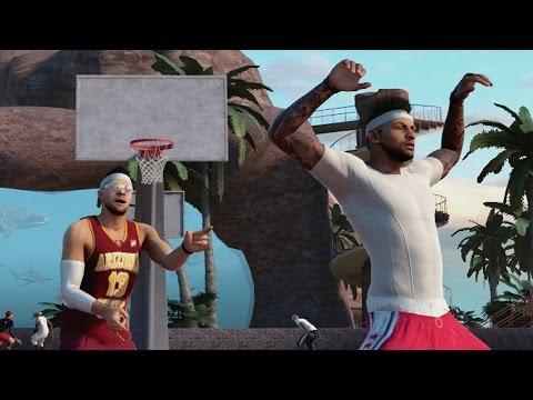 Dwyane Wade Leaving Miami? NBA 2K16 Park PS4