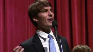 I've Got the World on a String (Sinatra) - The Gentlemen of the College