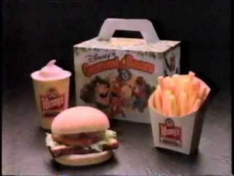 Wendys Kids Meals Only 99 Cents