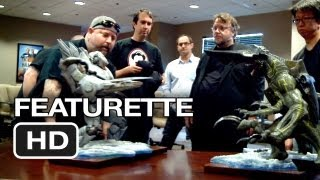 Pacific Rim Featurette - Robot Concepts (2013) -  Guillermo del Toro Movie HD