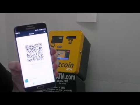 Beginner Guide: Bitcoin Wallet Setup \u0026 Bitcoin ATM Purchase