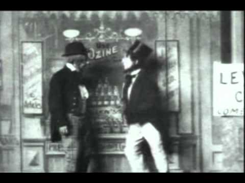 Levi and Cohen, The Irish Comedians / 1902