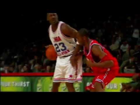 Kobe Bryant vs. Michael Jordan: 2003 All-Star Game