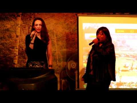 Russian Karaoke San Diego. Fellt apart; by  Ally&Sonja