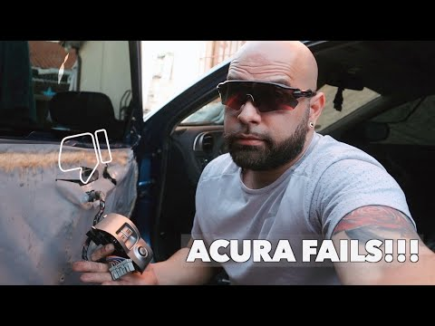 ACURA WON'T fix this on your DC5 RSX!! DIY quick fix!