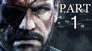 Let S Play Metal Gear Solid 5 Ground Zeroes 01 Deutsch Big Boss