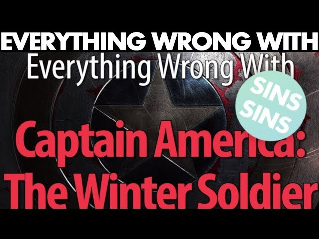 Everything Wrong With Everything Wrong With Captain America The Winter Soldier