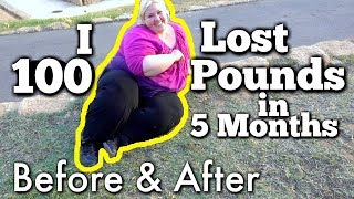 Video I LOST 100 POUNDS Before and After Pictures download MP3, 3GP, MP4, WEBM, AVI, FLV Juli 2018