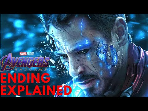Avengers Endgame Ending And Movie Explained in HINDI