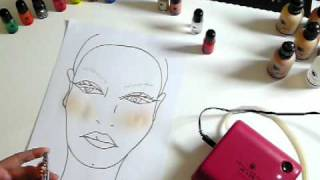How to conceal Acne by Hollywood Air Airbrush Makeup Thumbnail