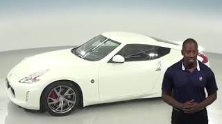 A97442PT - Used, 2016 Nissan 370Z, Sport, Pearl White, Coupe, Test Drive, Review, For Sale -