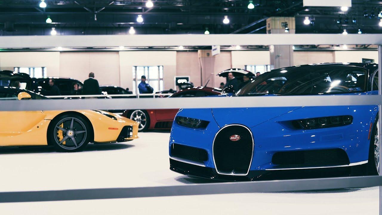 Philly Auto Show 2020.2019 Philadelphia Auto Show X Dub Show Tour 4k