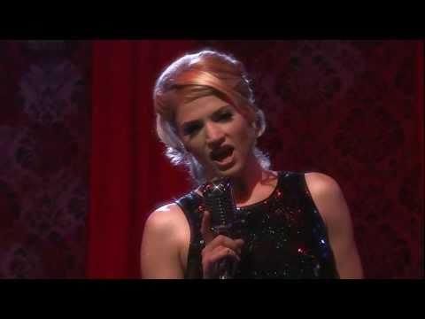 """Ricarda,Sofi aus Berlin-Tag & Nacht, singt """"So Blond So Black"""""""