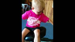 Hutch chiropractic wobble chair