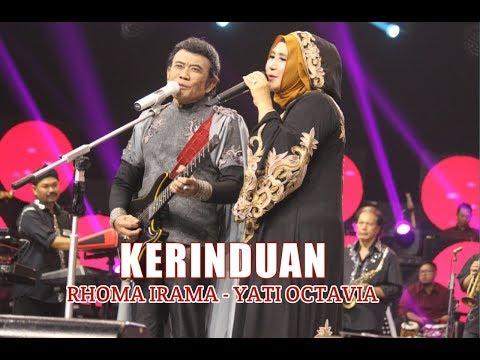 KERINDUAN - RHOMA IRAMA Feat YATI OCTAVIA