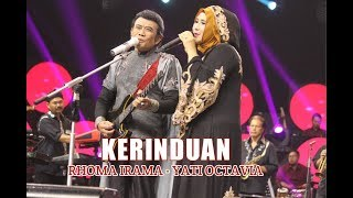 Download lagu KERINDUAN RHOMA IRAMA Feat YATI OCTAVIA MP3