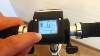 volteco Generic Two S2 - подробный обзор панели управления электросамоката