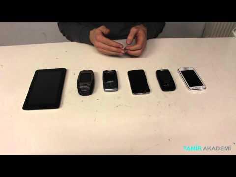 Arızalı Cep Telefonu Onarım Basamakları - Tamir Akademi