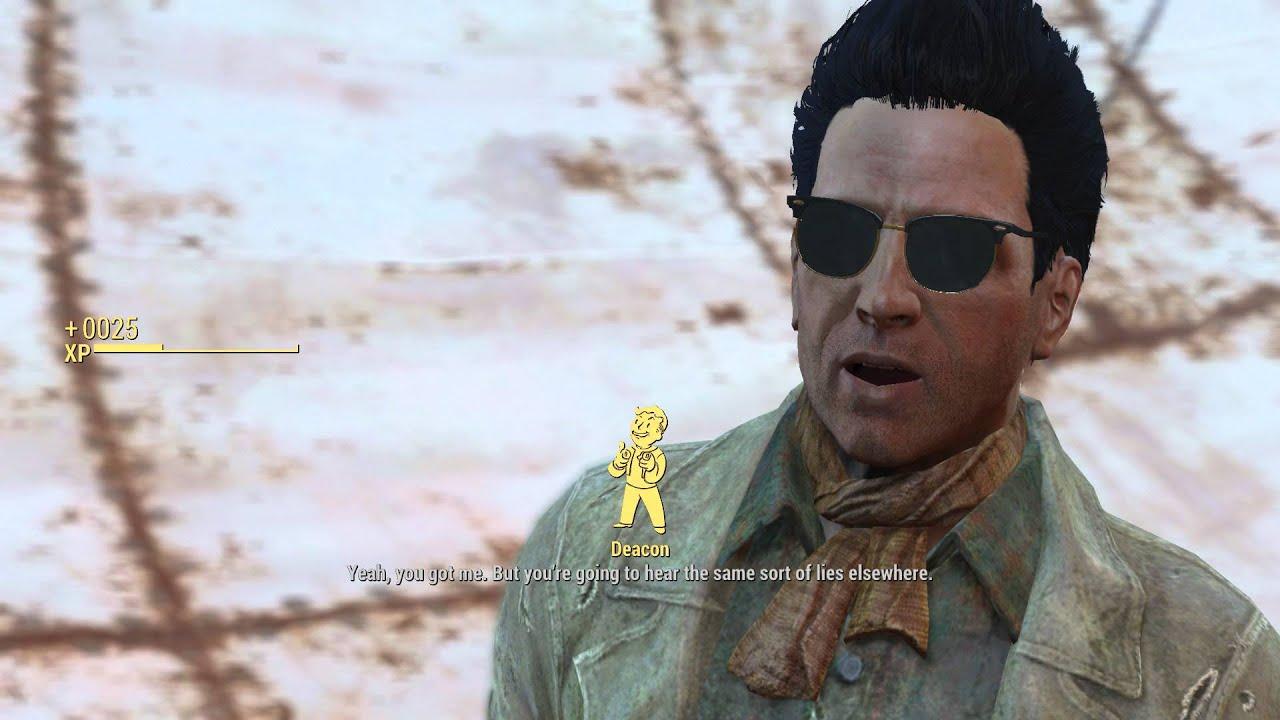 Fallout 4 heiraten wie