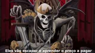 Avenged Sevenfold Hail To The King SINGLE LEGENDADO PT BR