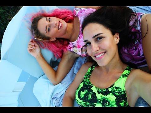 Lana - Santorini - Selfie Video - Vlog