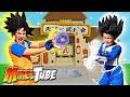 gokel y legeta se enfrentan en el garn torneo de las artes marciales