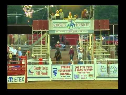 Gladewater Rodeo Friday Night Part 1