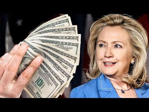 hillary-clinton's-corporate-donors-revealed;-it's-not-pretty---the-ring-of-fire