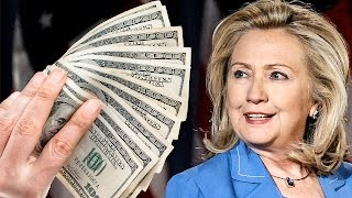 Hillary Clinton's Corporate Donors Revealed; It's Not Pretty