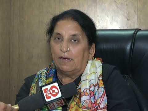 Satinder Kaur Walia Social worker on International women day
