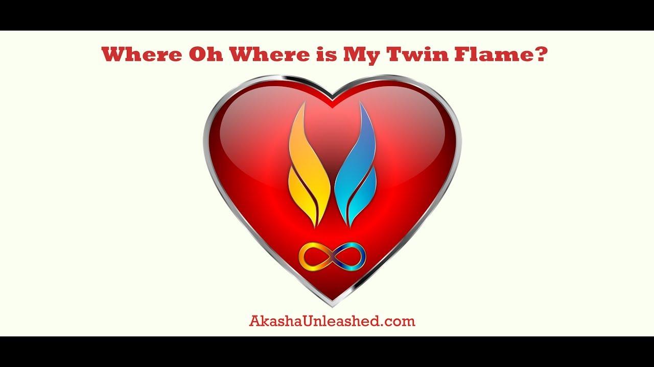 Where Is My Twin Flame? - Akasha Unleashed