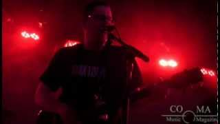 """The Damage Manual - """"The Peepshow Ghosts"""" (live) - COMA Music Magazine"""