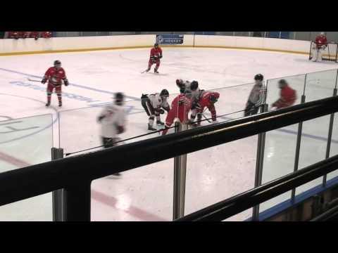 Mississauga Senators vs North York Rangers