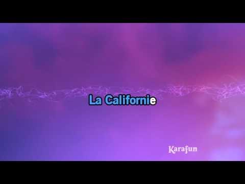 Karaoké La Californie - Julien Clerc *