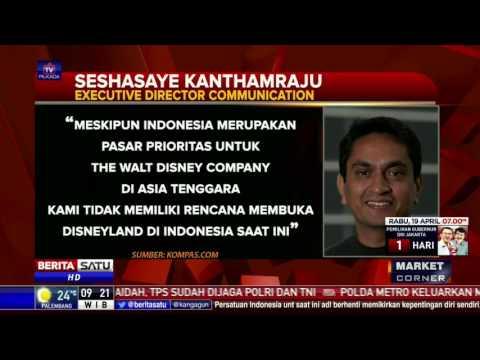 Walt Disney Company Bantah Pembangunan Disneyland di Boyolali