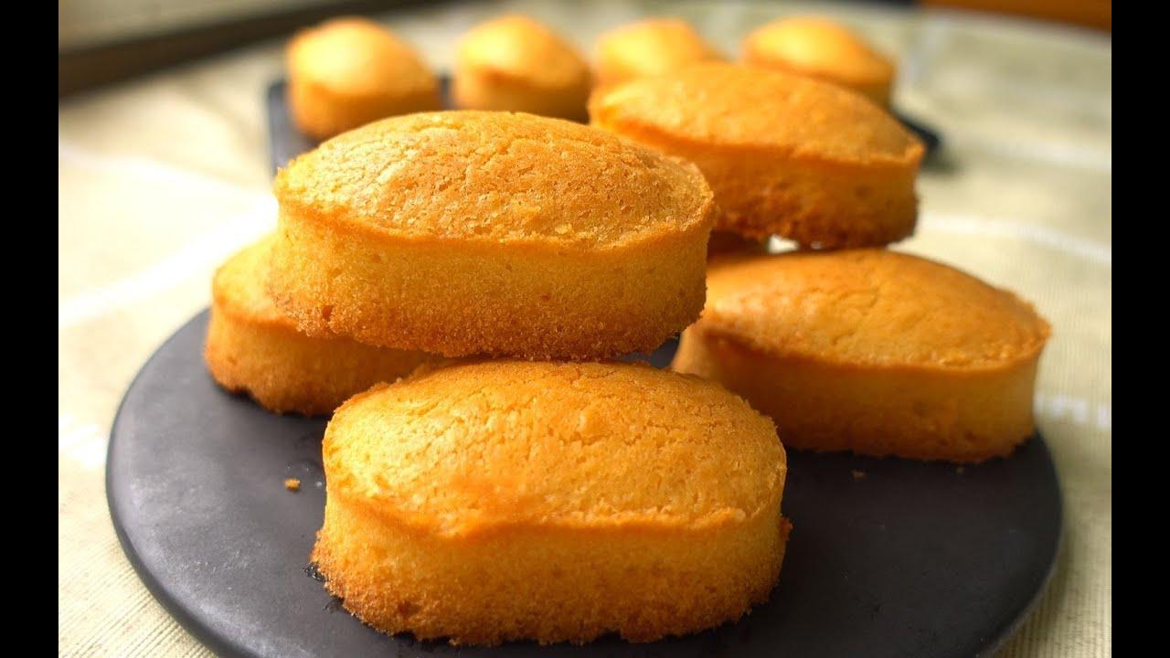 【黃油小蛋糕】讓吃貨欲罷不能黃油小蛋糕,醇香黃油味太香了