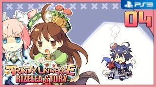 Trinity Universe 【PS3】 Rizelea Story #04 │ Chapter 2 : My Friend Really Loves Carrots
