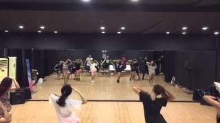 Min - Shine your light - dance practice teaser from st 319