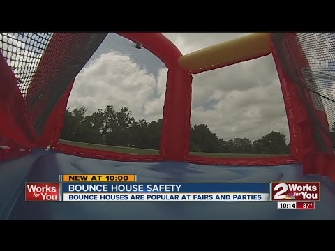 Bounce House Safety Investigation