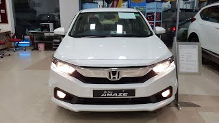 HONDA AMAZE V I-DTEC 2019 | VALUE FOR MONEY VARIANT | REAL LIFE REVIEW
