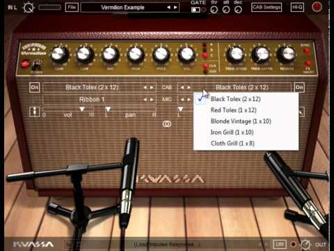 Amplifikation Vermilion Features Overview and Demo