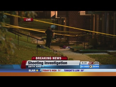 Omaha Police investigate shooting in south Omaha