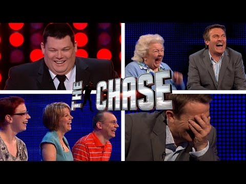 Best Moments Of The Chase - The Chase