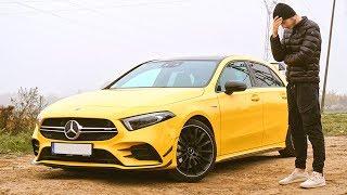 5 rzeczy, których NIENAWIDZĘ w moim Mercedesie A 35 AMG!