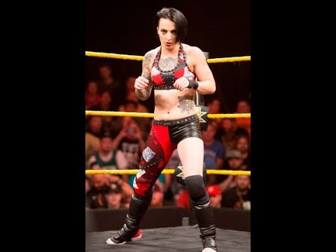 (P1) WWE NXT Ruby Riot Talks Miami, Name, Persona, Punk Rock, Growing Up, Identity 2017