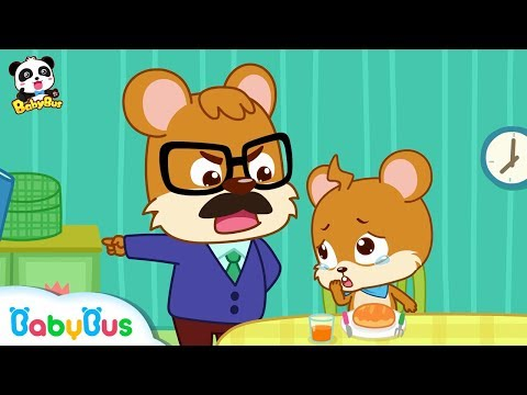 Dientes de Caramelo de Whiskers | Cuentos Infantiles | BabyBus Español