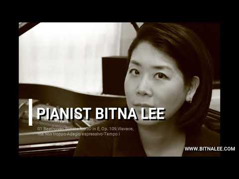 Beethoven Sonata No.30 in E Op.109 Vivace