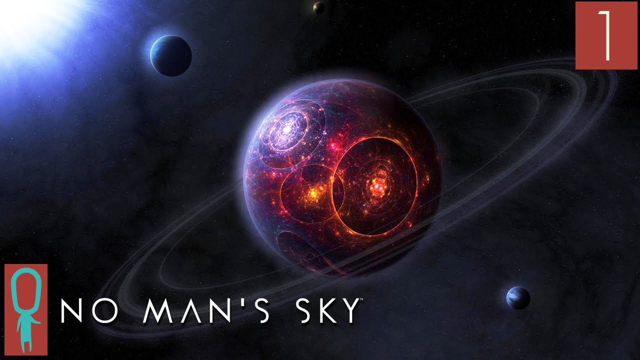 What it's like to explore No Man's Sky Next with three other people