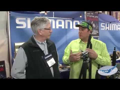 Highlights From The Saltwater Fishing Expo 2015, Somerset, NJ - Shimano